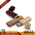 Novelty Wooden Stick Style USB Flash Thumb Drive 4GB