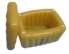 outdoor inflatable beverage cooler box table