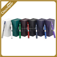 HOT SALE dry herb herbal wax vaporizer Slimmer with replaceable atomizer head for oil,dry herb &wax with gift box