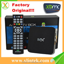 factory XBMC android tv box 2.3