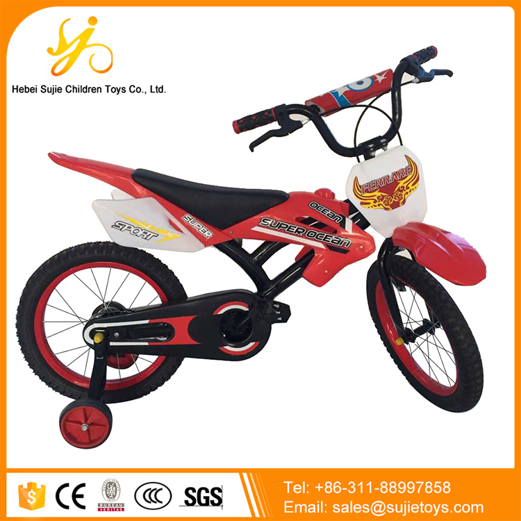 New Model Motorized Bicycle / Kids Motorized Bikes / Kids Moto Bikes
