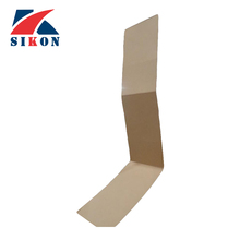 High Quality China Waterproof Rectangular Fanfold Corrugated Cardboard