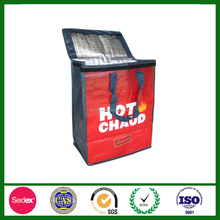 Promotional PP Woven Cooler Bag Beverage Can Bag SC1605
