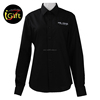cotton long sleeve men black shirt various size are available