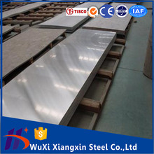 Baosteel 201 corrugated stainless steel sheet