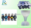 RTV-2 Resin craft Toy doll Mold Making Silicone Rubber