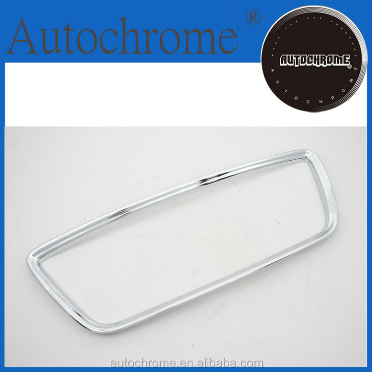 Factory price exterior accessories chrome front lower grille trim for Hyundai i30 Touring