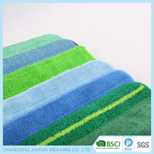 2016 New design twisting fabric microfiber mop