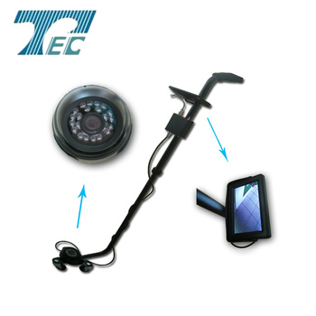 Under Vehicle Bomb Detector TEC-V3D With Factory Price