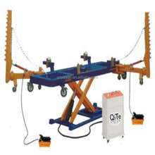 electronic pulling machinery car workbench frame tool for chassis measurement