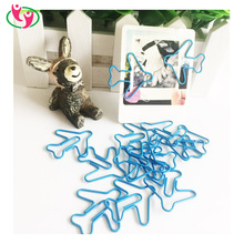 Best Selling Echo Friendly PET Coated airplane shaped paper clips