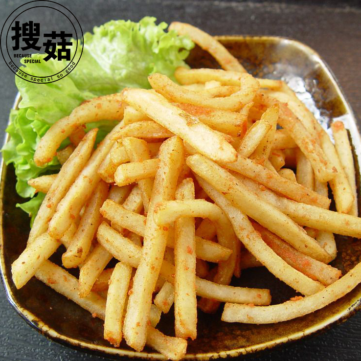 High quality natural frozen potato fries for sale