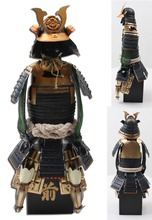 Japanese samurai armor casting arts and craft