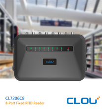 FCC CE Proved rfid card reader time attendance Solution UHF