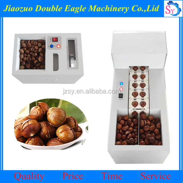 factory supply Automatic Chestnut Opening Equipment/commercial Chestnut Processing Machine manufacturers