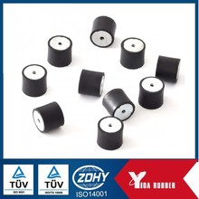 Rubber to Metal Damper Anti Vibration Mounts , Auto used Rubber Damper