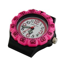 Hot sale silicone water resistant cheap kids watches