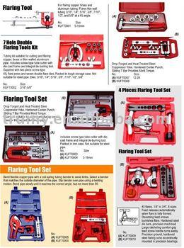 Plumbing Tools - Buy Plumbing Tools,Flaring Tool Set,Plumbing And