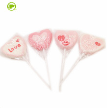 heart shape candy made in China marshmallows toy
