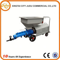 Factory Cheap Price Sand Cement Spraying Equipment/Mortar Plastering Machine