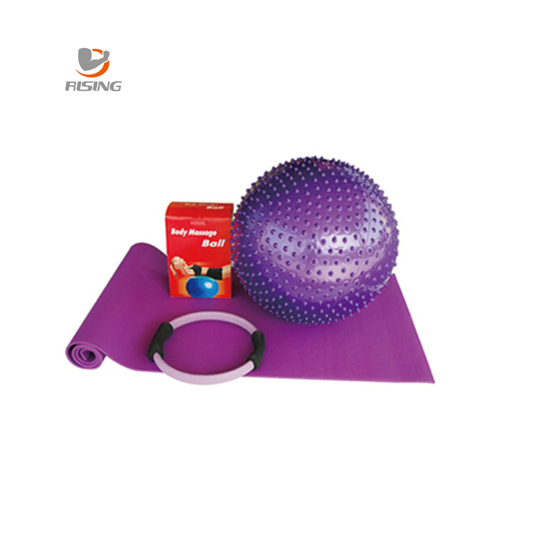 Eco-friendly Exercise Fitness Yoga Pilates Easy And Fun Touch KIT