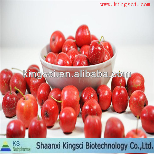 Specialized production hawthorn extract powder