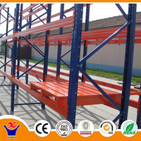 1T per layer pallet rack logistic storage equipment