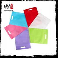 Hot selling non woven shopping promotional bag, non-woven bag with cheapest price