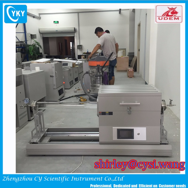 rapid thermal annealing system for 6 wafer
