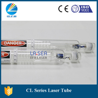 sealed co2 laser tube 60w 1200mm length laser tube for laser cutter