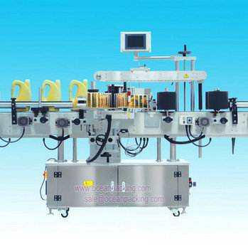 double sides automatic labeler for round&square bottles