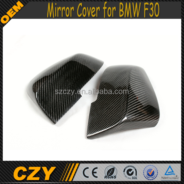 Carbon Fiber F35 Mirror Cover Cap for BMW F20 F30 F35