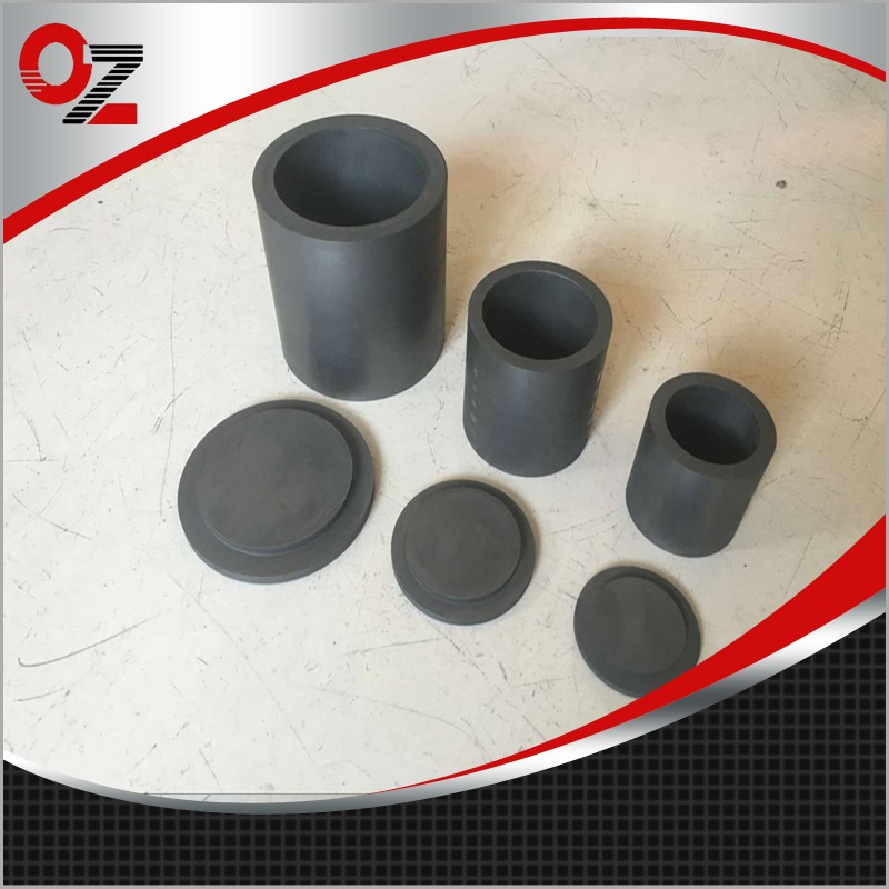 Melting Bronze Clay Graphite Crucible For Sale