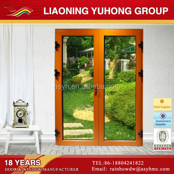 exterior metal insulated doors