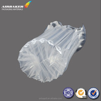 Moistureproof and shockproof plastic column air cushion bag for Camera