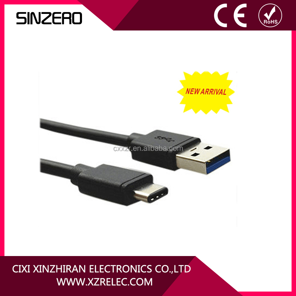 new design high quality type-c usb 3.1 to micro usb2.0 cable for smart phone ,mini camera