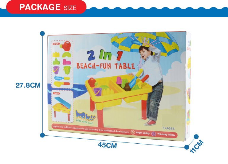 summer funny outdoor plastic sand playing set kids beach toys with best choise