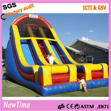 2016 Cheap giant inflatable Nemo cartoon water slide for sale, inflatable slide for pool