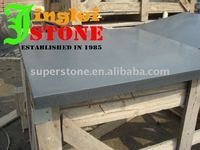 good price Natural black honed grey granite slabs tiles professional manufacturer