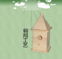 Hot Sale Wooden bird house