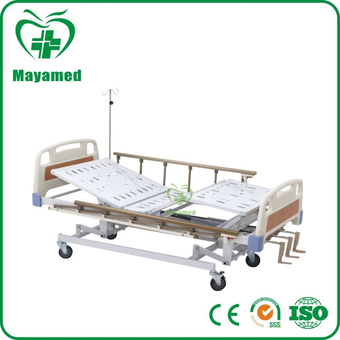 Hospital Bed Chair 3 Crank Manual