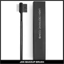 JDK Lash Defining Comb, Premium Brow Brush and Makeup Eyelash Comb