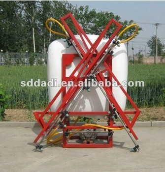 Agricultural tractor trailing boom sprayer for sale