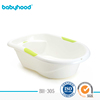 BABYHOOD comfortable plastic baby wash tub