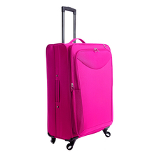 Stocklots Over stock Leftover polyester trolley luggage, surplus roller reisetasche travel bag, excess inventory suitcase set