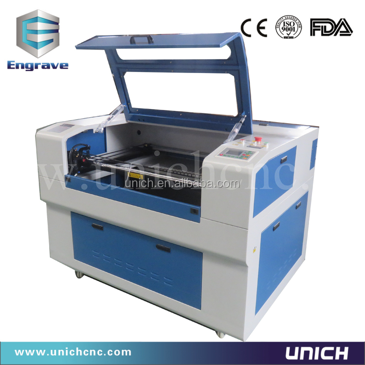 CNC 9060 laser machine/best quality laser cut and engrave machine/acrylic laser engraving cutting machine