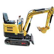 0.8 ton hydraulic crawler digger cheap price mini excavator