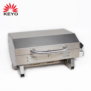Wholesale Easily Cleaned Cook Butane Bbq Charbroil Stainless Steel Portable BBQ Propane Gas Grill