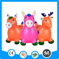 Inflatable PVC Jumping Animal Toys