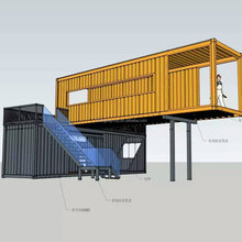 Wholesale in free design for mobile shop container with CE approved shipping container coffee